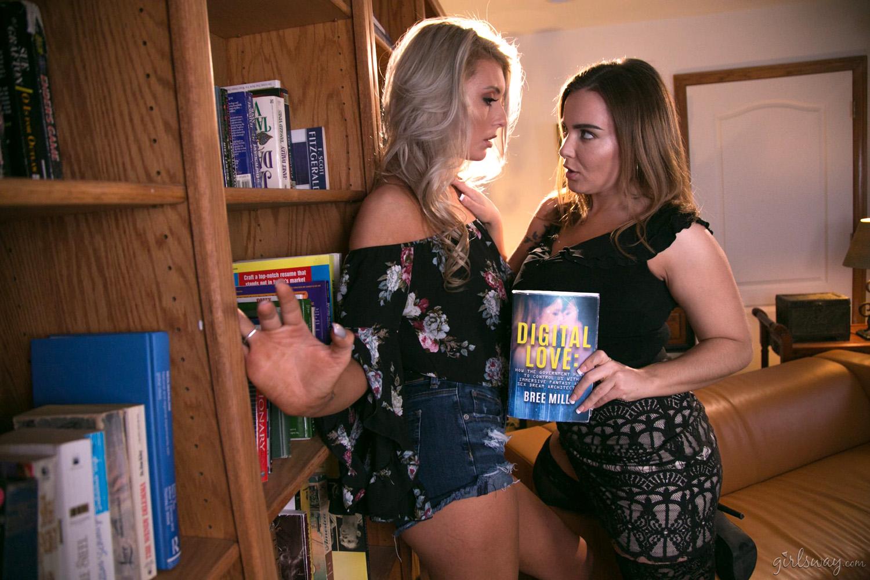 Natasha Nice and Victoria Stephanie